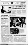 Spartan Daily, May 6, 1993