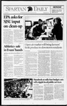 Spartan Daily, May 17, 1993 by San Jose State University, School of Journalism and Mass Communications
