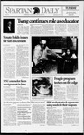 Spartan Daily, May 18, 1993 by San Jose State University, School of Journalism and Mass Communications