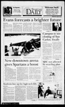 Spartan Daily, August 25, 1993 by San Jose State University, School of Journalism and Mass Communications
