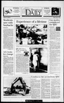 Spartan Daily, August 27, 1993 by San Jose State University, School of Journalism and Mass Communications