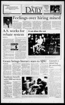 Spartan Daily, August 31, 1993 by San Jose State University, School of Journalism and Mass Communications