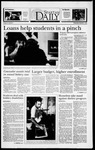 Spartan Daily, September 1, 1993 by San Jose State University, School of Journalism and Mass Communications