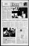 Spartan Daily, September 3, 1993 by San Jose State University, School of Journalism and Mass Communications