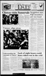 Spartan Daily, September 13, 1993 by San Jose State University, School of Journalism and Mass Communications