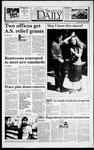 Spartan Daily, September 20, 1993 by San Jose State University, School of Journalism and Mass Communications