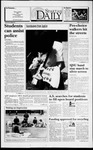 Spartan Daily, September 24, 1993 by San Jose State University, School of Journalism and Mass Communications