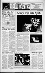 Spartan Daily, September 27, 1993 by San Jose State University, School of Journalism and Mass Communications