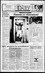 Spartan Daily, September 28, 1993 by San Jose State University, School of Journalism and Mass Communications