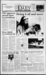 Spartan Daily, October 1, 1993 by San Jose State University, School of Journalism and Mass Communications