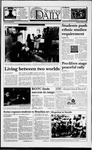 Spartan Daily, October 5, 1993