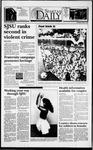 Spartan Daily, October 7, 1993