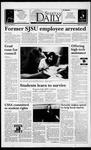 Spartan Daily, October 8, 1993
