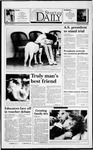 Spartan Daily, October 14, 1993 by San Jose State University, School of Journalism and Mass Communications