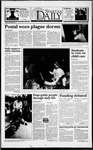Spartan Daily, October 15, 1993 by San Jose State University, School of Journalism and Mass Communications