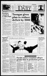 Spartan Daily, October 19, 1993