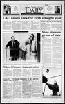 Spartan Daily, October 21, 1993 by San Jose State University, School of Journalism and Mass Communications