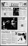 Spartan Daily, October 22, 1993 by San Jose State University, School of Journalism and Mass Communications
