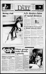 Spartan Daily, October 28, 1993 by San Jose State University, School of Journalism and Mass Communications
