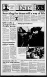 Spartan Daily, October 29, 1993 by San Jose State University, School of Journalism and Mass Communications