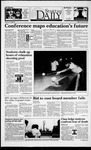 Spartan Daily, November 5, 1993 by San Jose State University, School of Journalism and Mass Communications