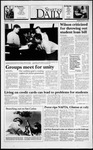 Spartan Daily, November 8, 1993 by San Jose State University, School of Journalism and Mass Communications