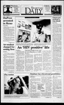 Spartan Daily, November 9, 1993 by San Jose State University, School of Journalism and Mass Communications
