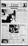 Spartan Daily, November 11, 1993 by San Jose State University, School of Journalism and Mass Communications