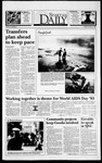 Spartan Daily, November 12, 1993 by San Jose State University, School of Journalism and Mass Communications