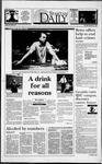 Spartan Daily, November 15, 1993 by San Jose State University, School of Journalism and Mass Communications