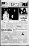 Spartan Daily, November 16, 1993 by San Jose State University, School of Journalism and Mass Communications