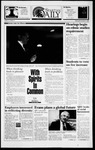 Spartan Daily, November 17, 1993 by San Jose State University, School of Journalism and Mass Communications