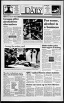 Spartan Daily, November 18, 1993 by San Jose State University, School of Journalism and Mass Communications