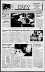Spartan Daily, November 19, 1993 by San Jose State University, School of Journalism and Mass Communications