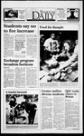 Spartan Daily, November 22, 1993 by San Jose State University, School of Journalism and Mass Communications
