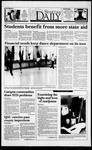 Spartan Daily, November 23, 1993 by San Jose State University, School of Journalism and Mass Communications