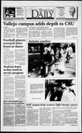 Spartan Daily, November 24, 1993 by San Jose State University, School of Journalism and Mass Communications