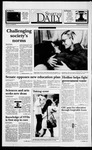 Spartan Daily, November 30, 1993 by San Jose State University, School of Journalism and Mass Communications