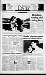Spartan Daily, December 2, 1993 by San Jose State University, School of Journalism and Mass Communications