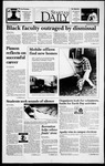 Spartan Daily, December 6, 1993 by San Jose State University, School of Journalism and Mass Communications
