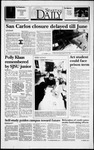 Spartan Daily, December 7, 1993 by San Jose State University, School of Journalism and Mass Communications