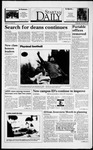 Spartan Daily, December 8, 1993 by San Jose State University, School of Journalism and Mass Communications