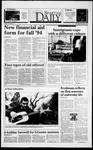 Spartan Daily, December 9, 1993 by San Jose State University, School of Journalism and Mass Communications