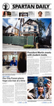 Spartan Daily, September 17, 2015 by San Jose State University, School of Journalism and Mass Communications