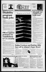 Spartan Daily, January 28, 1994 by San Jose State University, School of Journalism and Mass Communications
