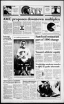 Spartan Daily, February 3, 1994 by San Jose State University, School of Journalism and Mass Communications