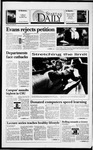 Spartan Daily, February 10, 1994 by San Jose State University, School of Journalism and Mass Communications