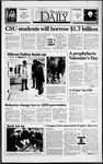 Spartan Daily, February 11, 1994 by San Jose State University, School of Journalism and Mass Communications