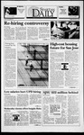 Spartan Daily, February 18, 1994 by San Jose State University, School of Journalism and Mass Communications