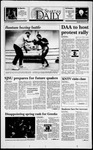 Spartan Daily, February 21, 1994 by San Jose State University, School of Journalism and Mass Communications